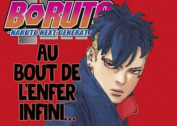 Boruto Naruto Next Generations Episode 184