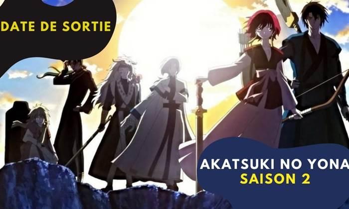 Akatsuki no Yona Saison 2