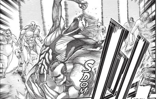 Attack on Titan Chapitre 138 Spoilers