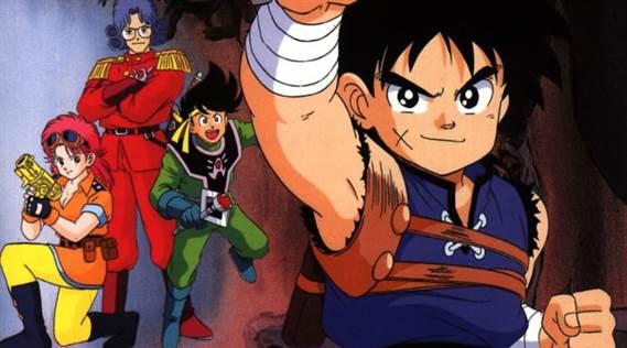 Dragon Quest The Adventure of Dai Episode 19