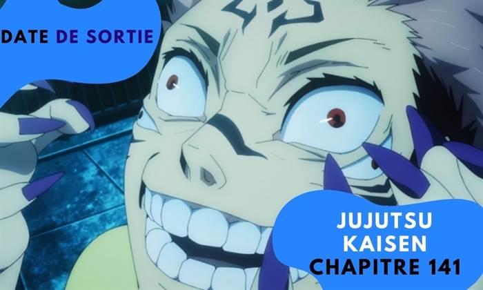 Jujutsu Kaisen Chapitre 141