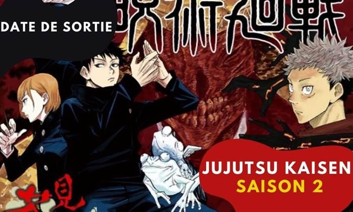 Jujutsu Kaisen Saison 2