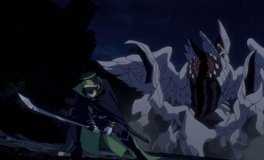 Seraph Of The End Saison 3