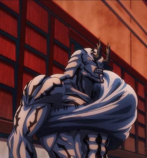 Jujutsu Kaisen Chapitre 140