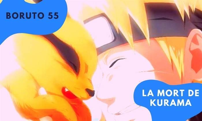 la mort de Kurama