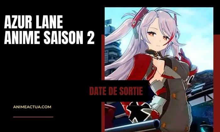 Azur Lane anime saison 2