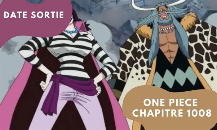 Chapitre 1008 One Piece