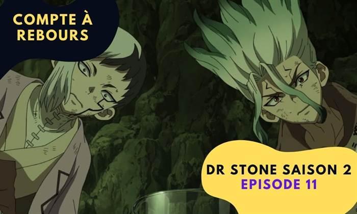 Dr Stone Saison 2 Episode 11