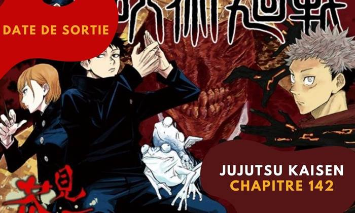 Jujutsu Kaisen Chapitre 142