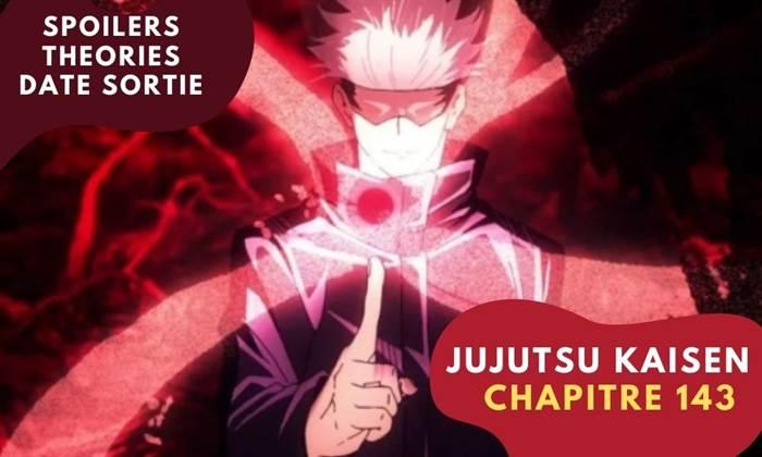 Chapitre 143 Jujutsu Kaisen