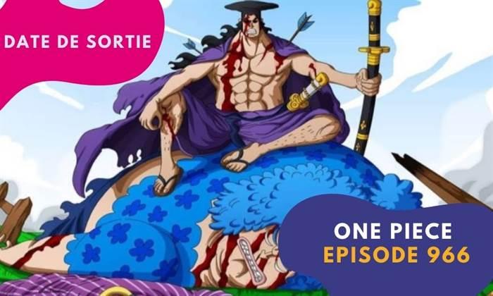 One Piece Episode 966