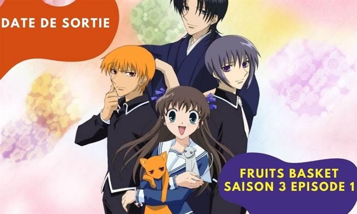 Fruits Basket Saison 3 Episode 1