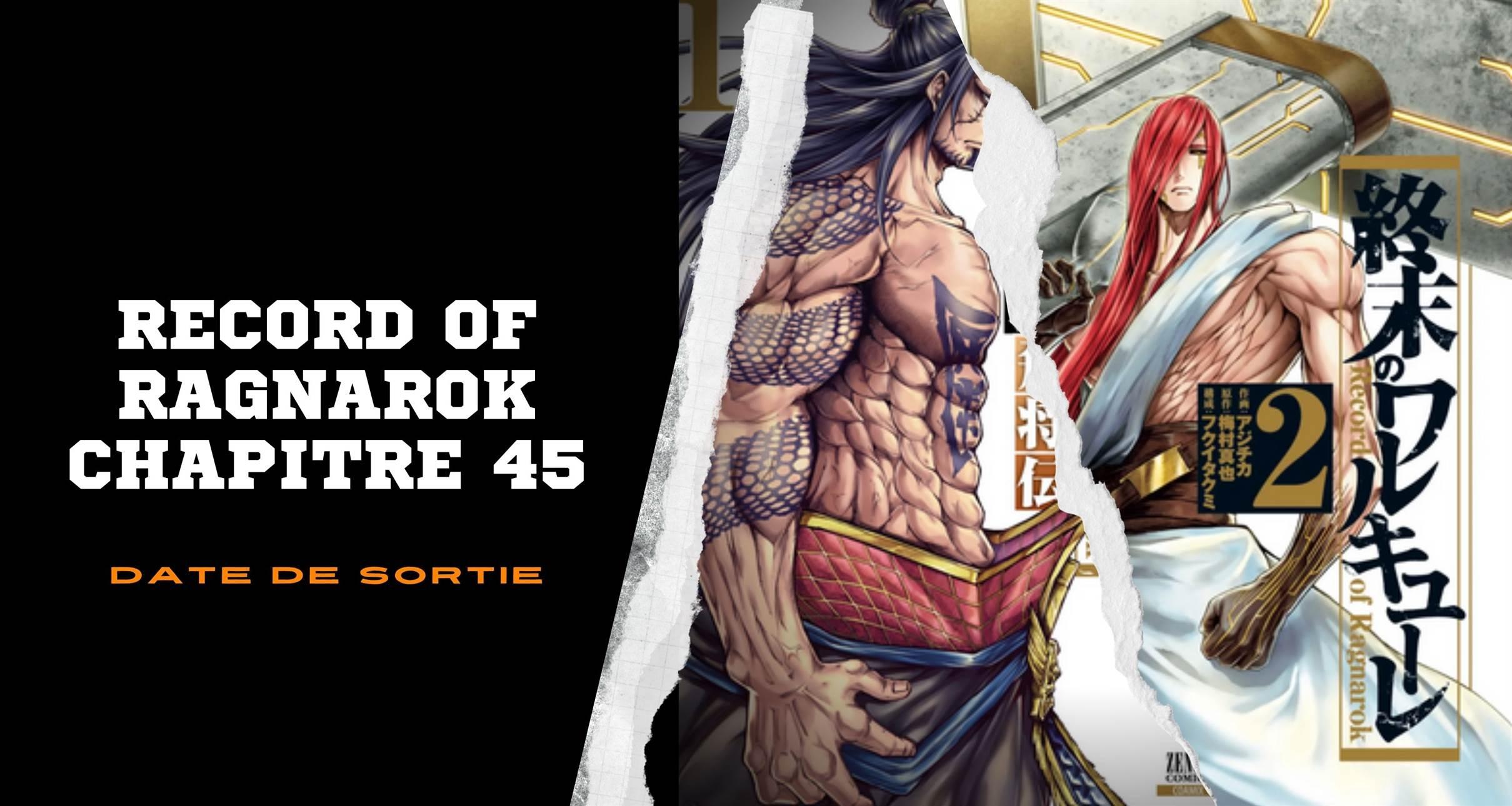 Record Of Ragnarok Chapitre 45