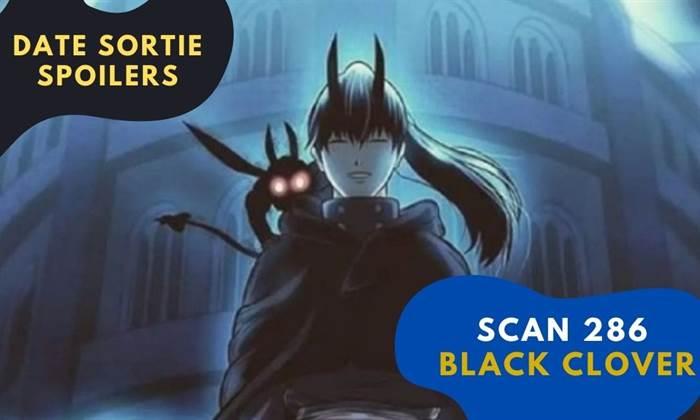Scan 286 Black Clover