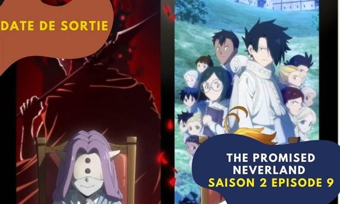 The Promised Neverland Saison 2 Episode 9