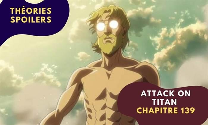 chapitre 139 snk Spoilers