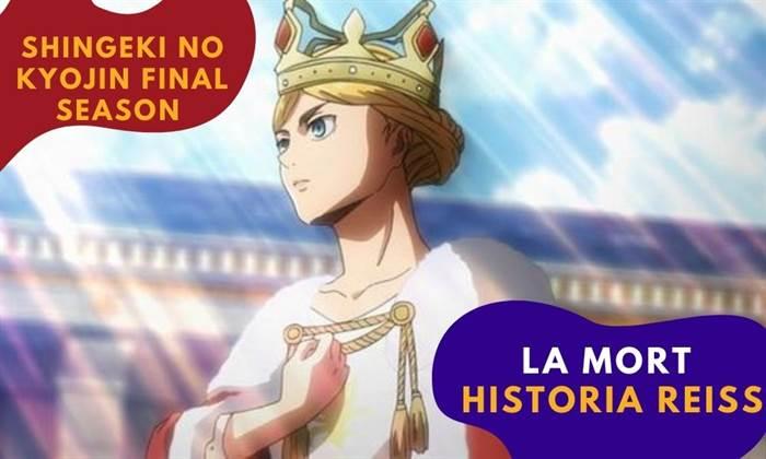 La Mort De Historia Reiss