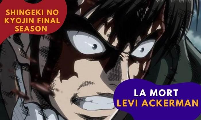 La Mort De Levi Ackerman