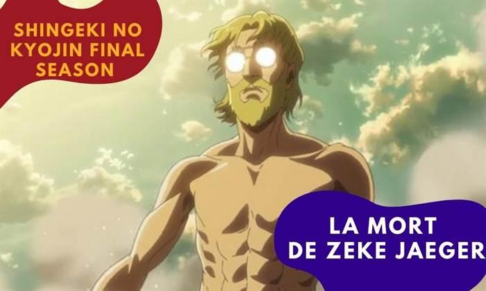 La Mort De Zeke Jaeger