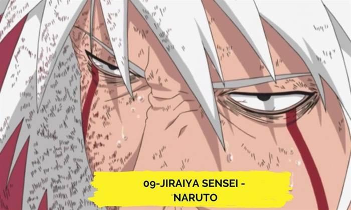 09-Jiraiya Sensei - Naruto