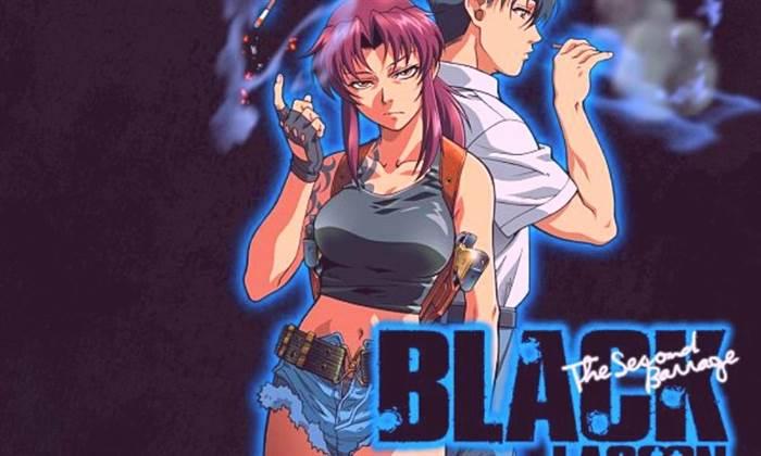 Black Lagoon Top 10 des anime de gangsters