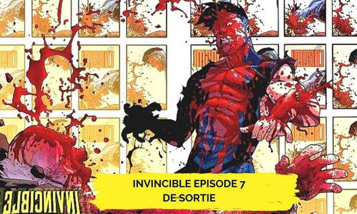 Invincible Episode 7 Date de sortie 1