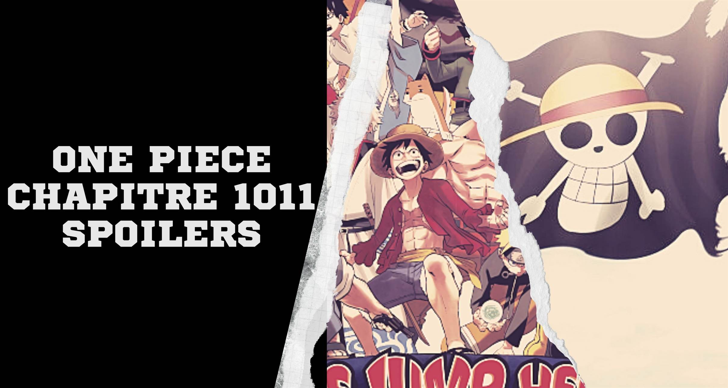 One Piece Chapitre 1011 Spoilers