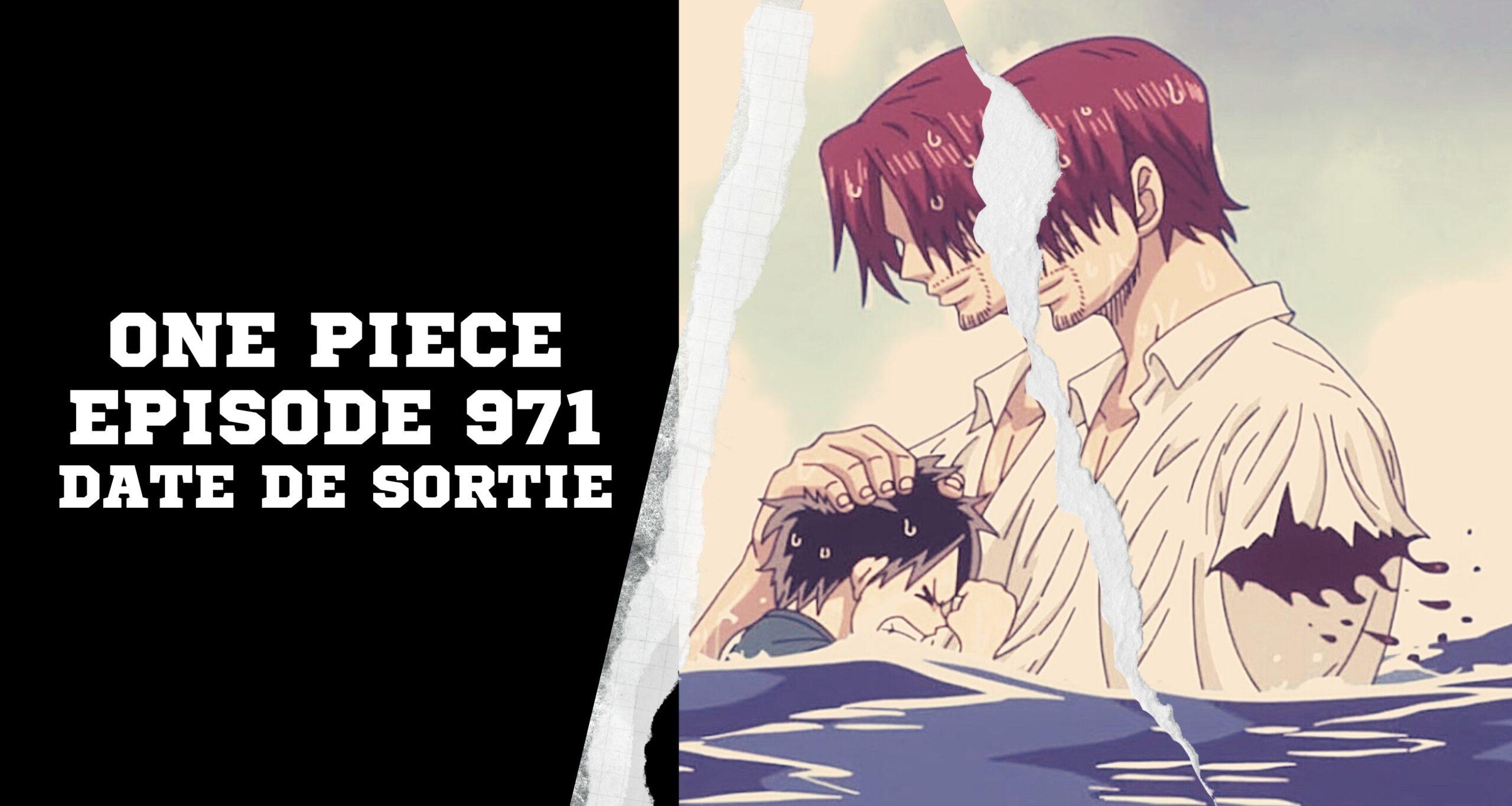 One Piece Episode 971