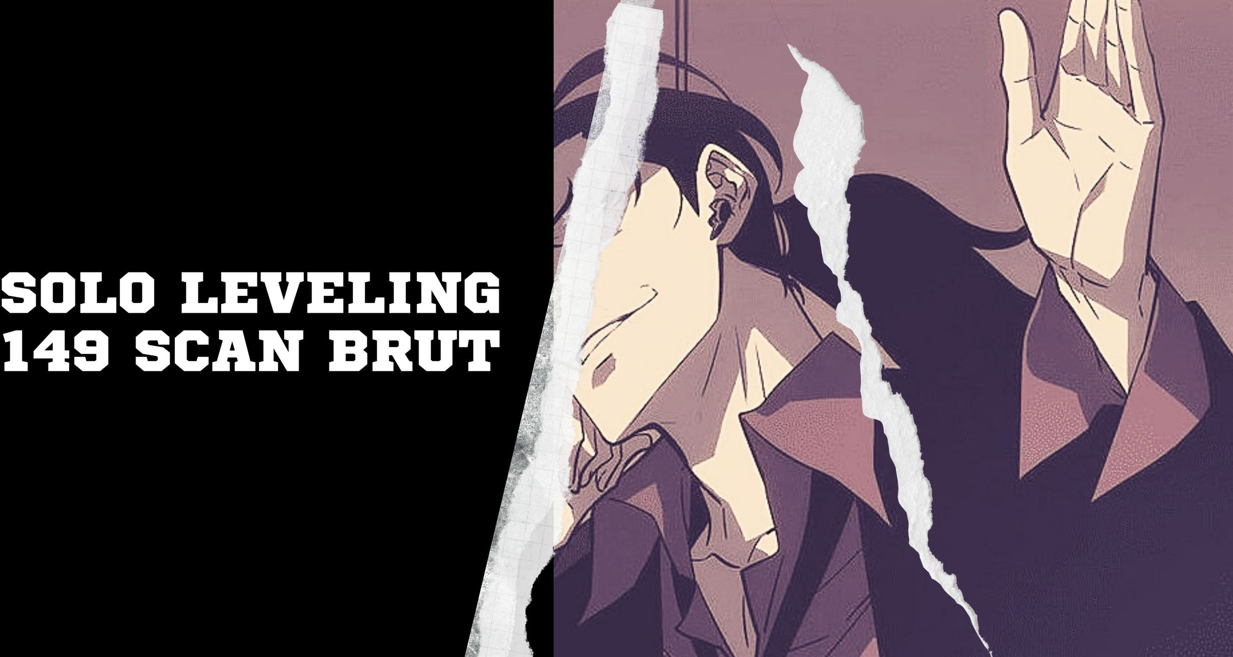 Solo Leveling 149 Scan Brut