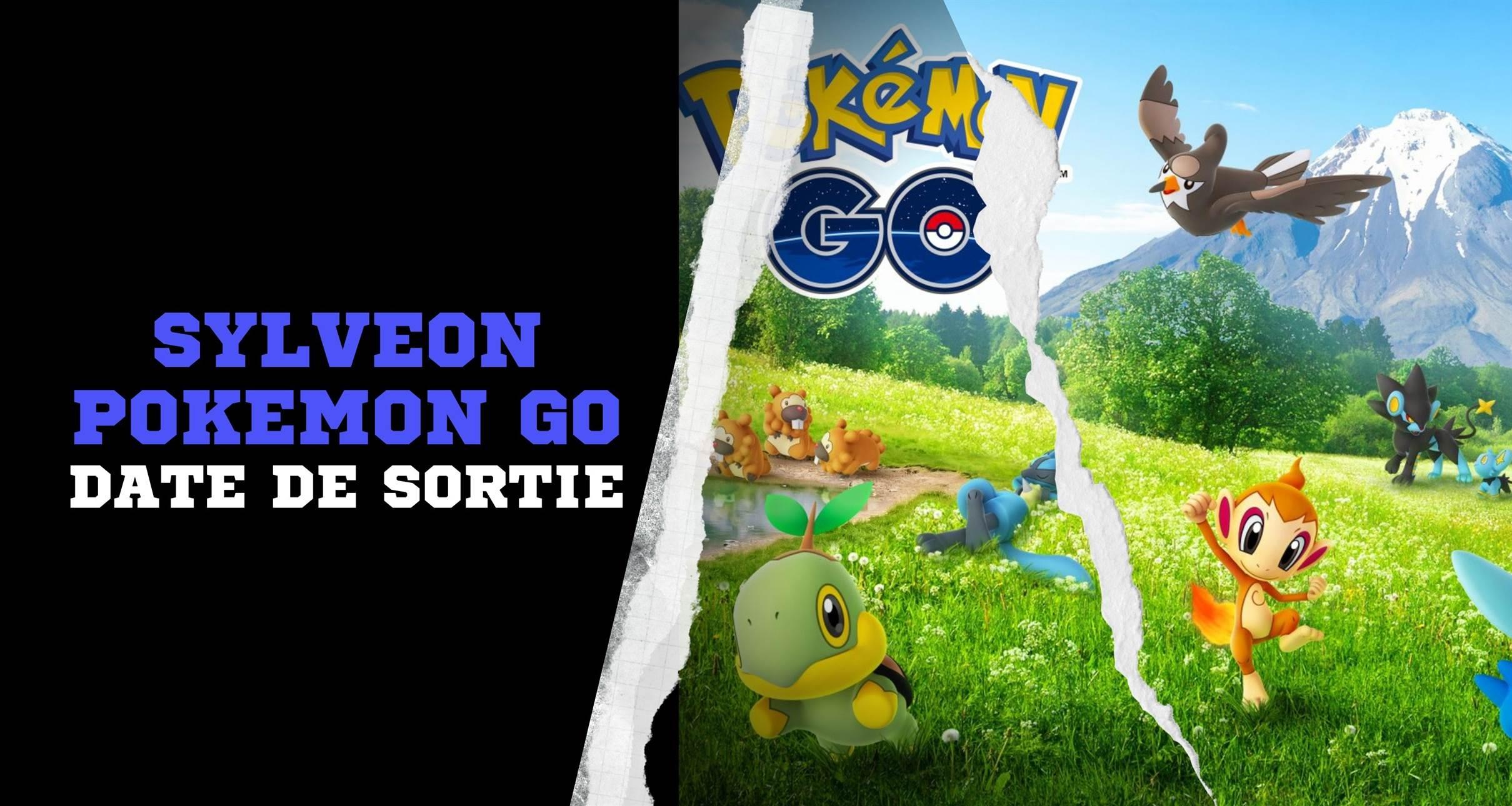 Sylveon Pokemon Go Date