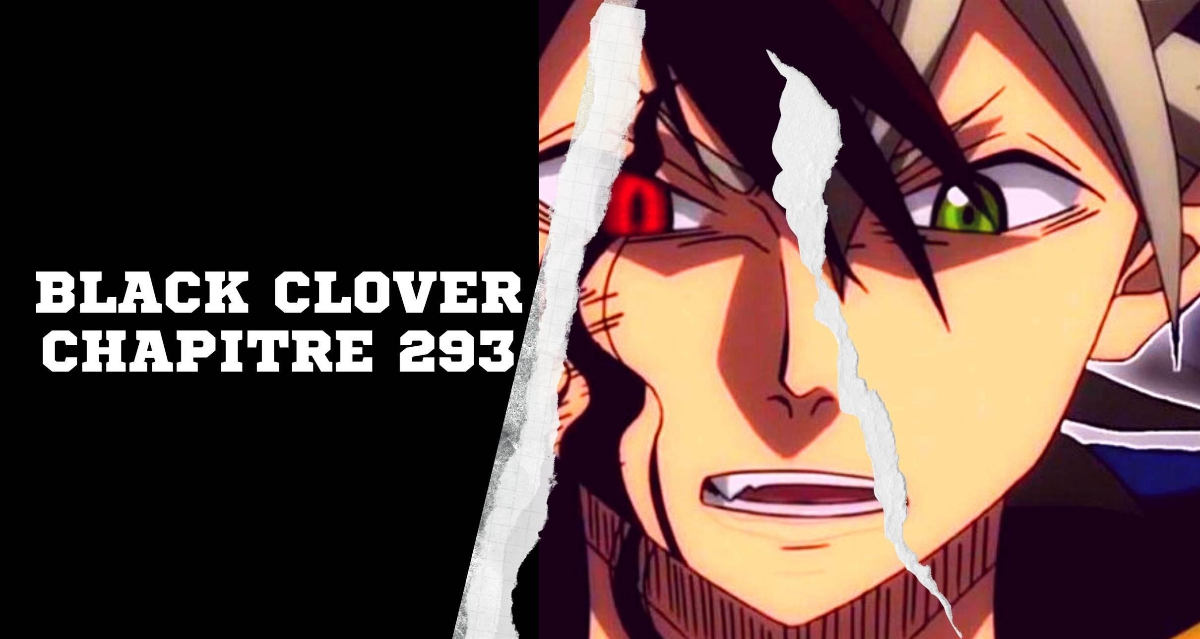 Black Clover Chapitre 293
