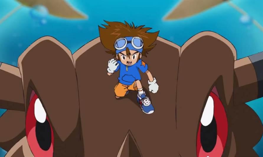 Digimon Adventure Episode 49