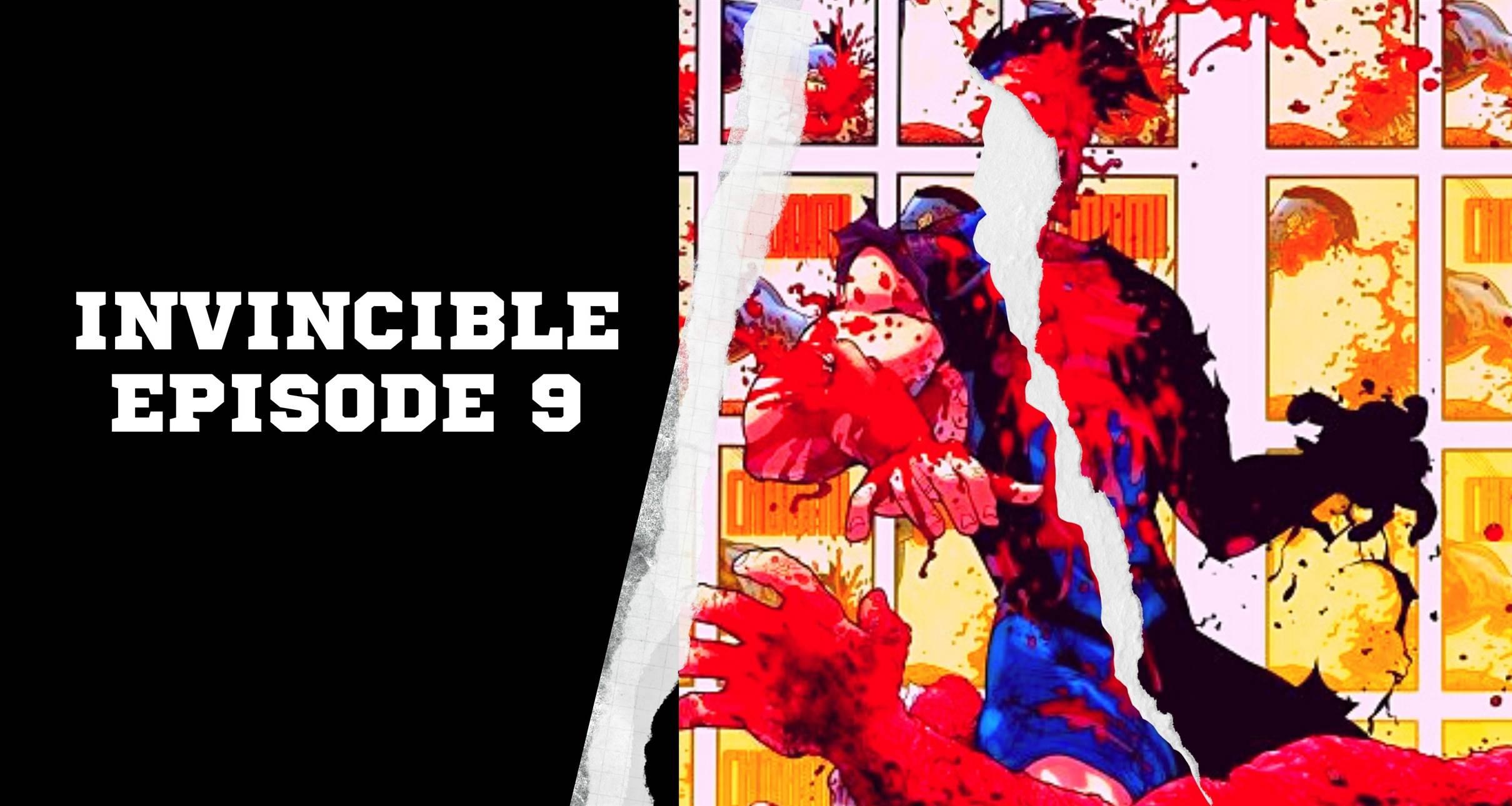 Invincible Episode 9