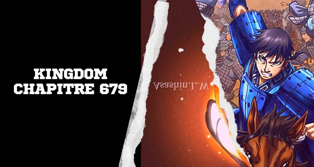 Kingdom Chapitre 679 scan