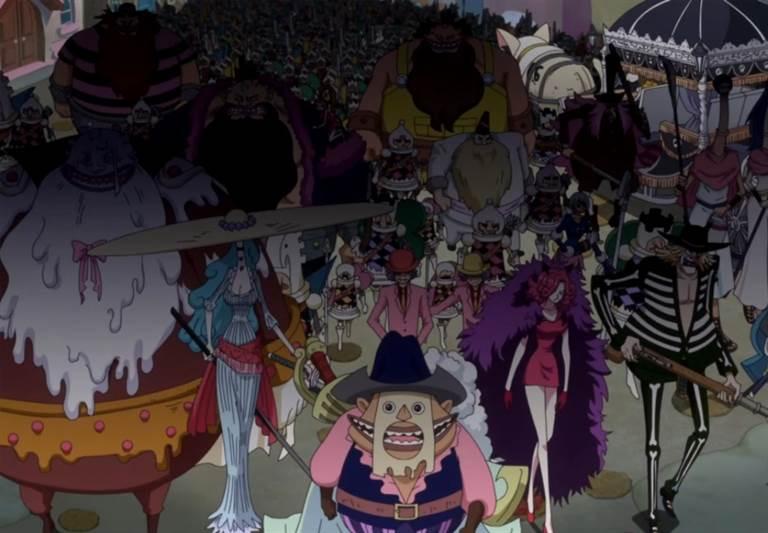 One Piece Chapitre 1015