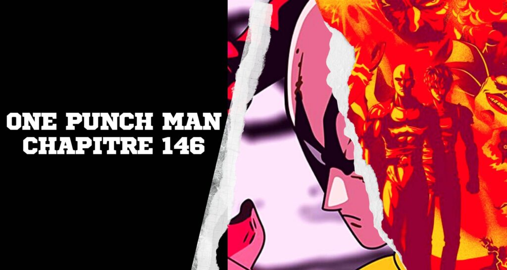 One Punch Man Chapitre 146