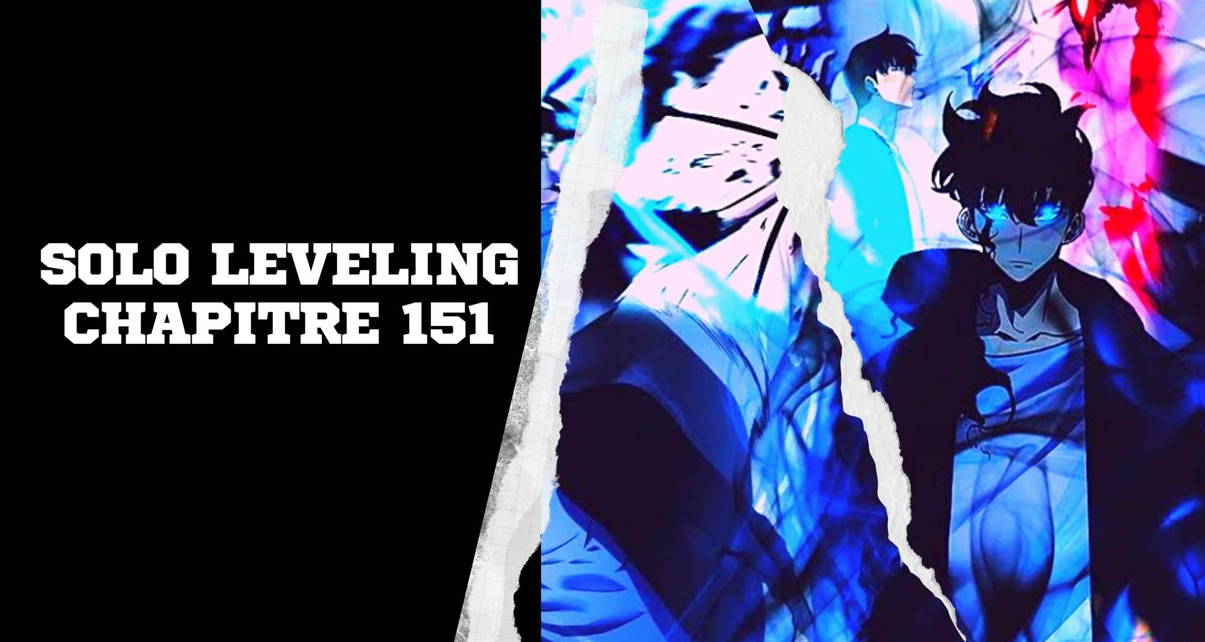 Solo Leveling Chapitre 151 Date de sortie