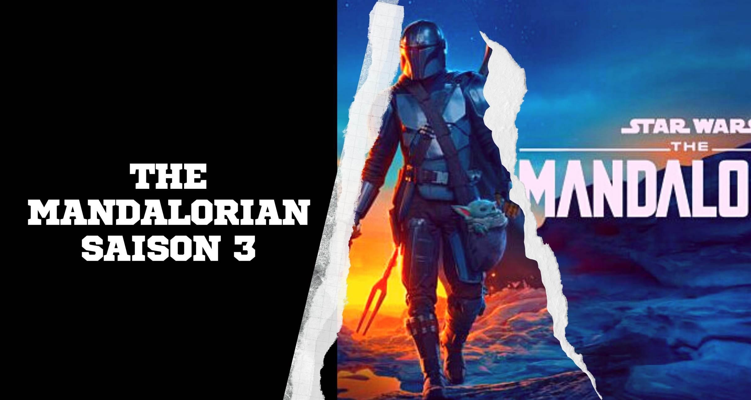 The Mandalorian Saison 3