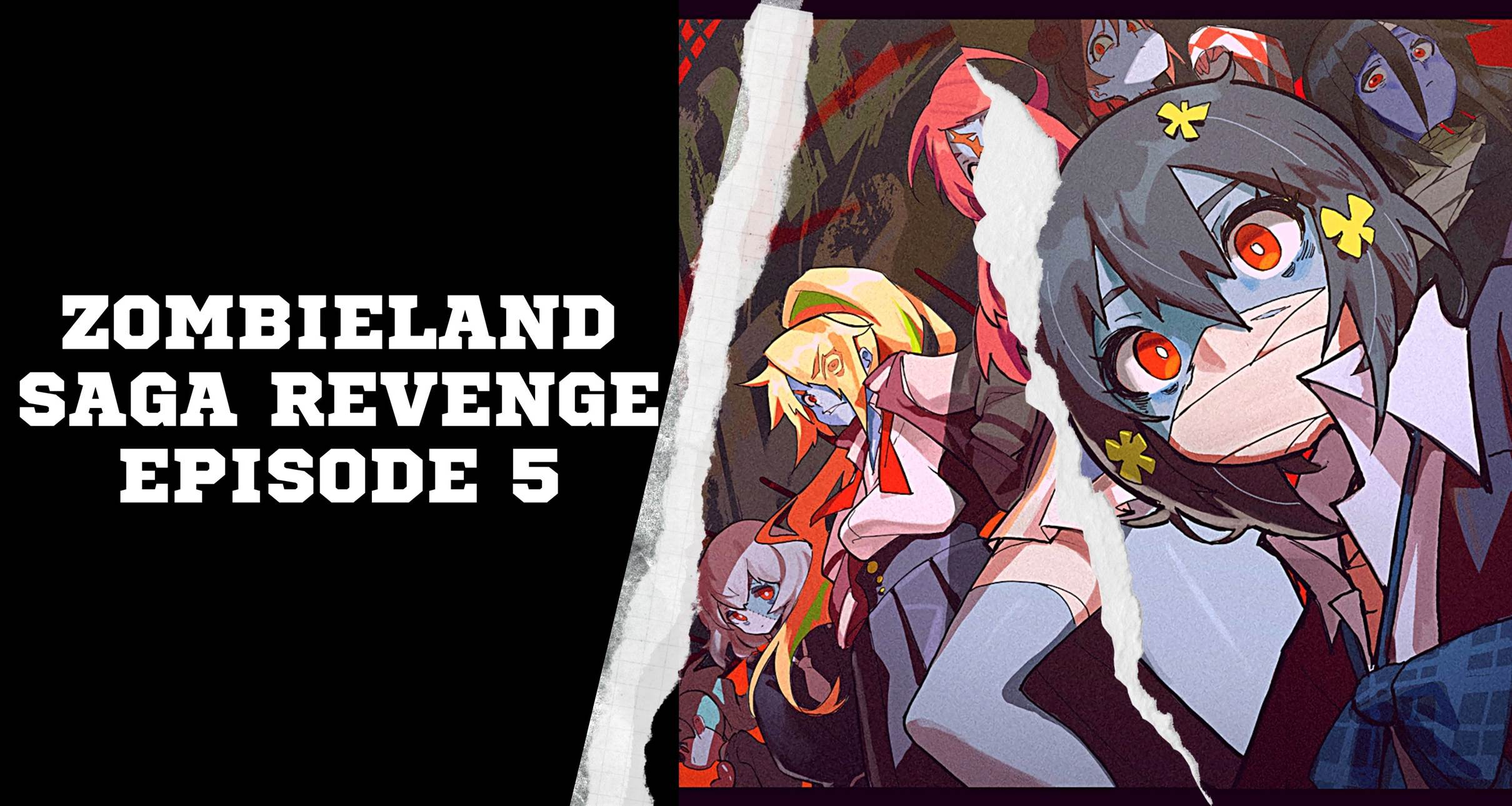 Zombieland Saga Revenge Episode 5