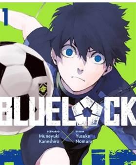 Blue Lock remporte le prix du meilleur manga