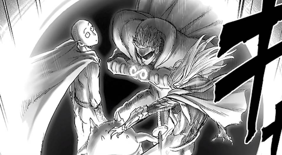 One Punch Man 147 Scans bruts