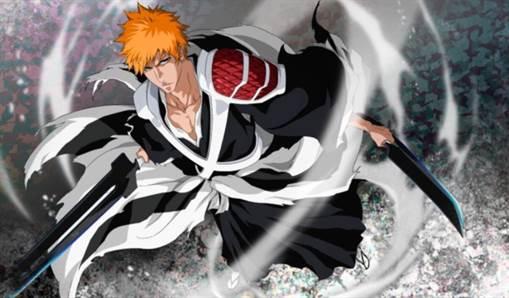 Personnage d'anime de Bleach Thousand Year Blood War Arc: