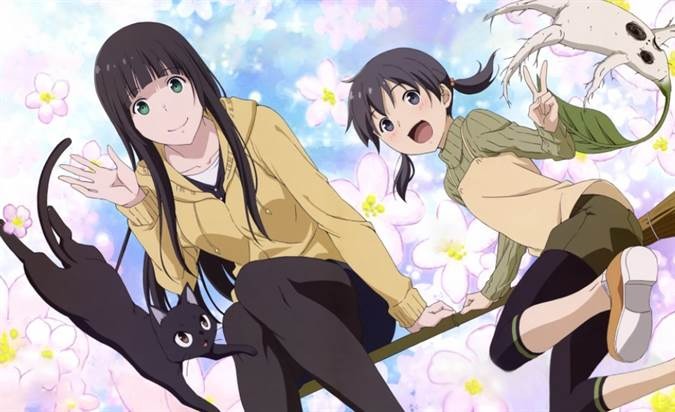 Flying Witch Saison 2