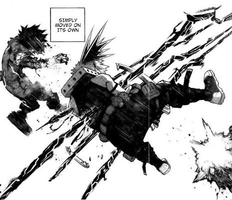 Katsuki Bakugou Mourra-T-Il Dans My Hero Academia ?