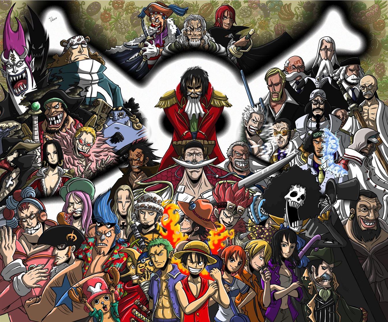 One Piece 1021 Date de sortie - AnimeActua