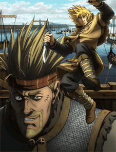 Vinland Saga chapitre 185